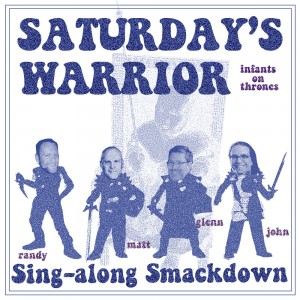 SaturdaysWarrior2